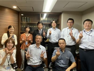 Testimonial From Japan Network Member