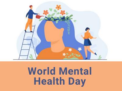 World Mental Health Day Greetings
