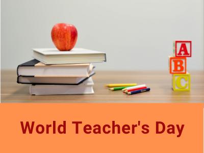 World Teacher's Day Greetings